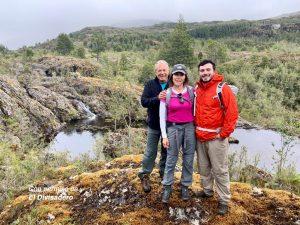 Paola Luksic y familia, Fundación Parque La Tapera