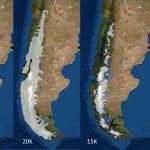 Evolución del Hielo Patagónico: 35K al presente